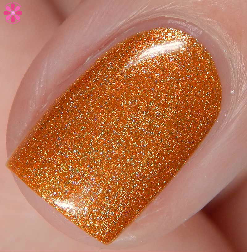 The Holo Hookup October 2017 Ballroom Dance Blush Lacquers Cha-Cha-Cha!