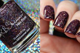 KBShimmer Lady and the Vamp Giveaway
