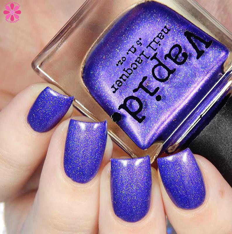 Vapid Lacquer September 2017 Release Purple Poison