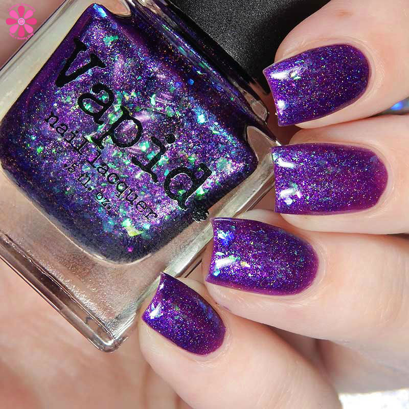 Vapid Lacquer September 2017 Release Rite of Exorcism