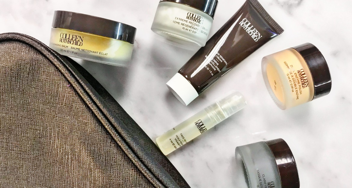 Changing to My Fall Skincare Routine with Colleen Rothschild