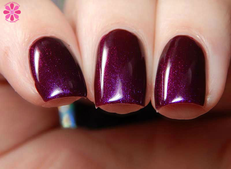 Zoya Winter/Holiday Party Girls Collection Swatches and Review