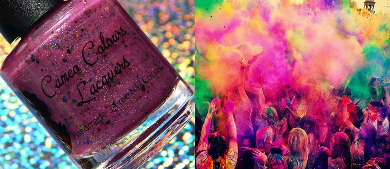 Cameo Colours Lacquers Happy Holi