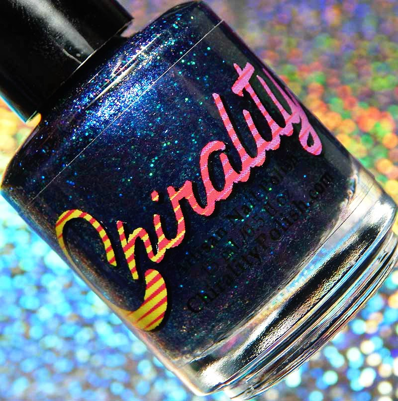 Chirality Nail Polish I\'ve Come To Bargain Swatches and Review