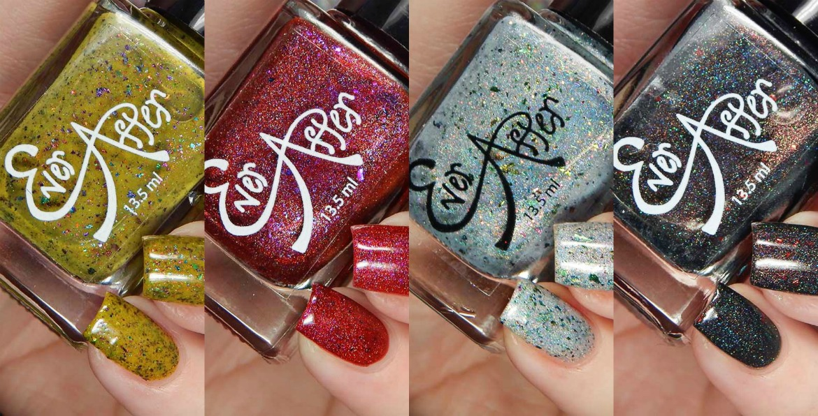 Ever After Polish A Wonderfully Awful Grinch Trio & Black Friday Doorbuster