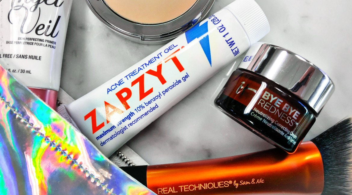 My Hormonal Breakout Rescue Kit featuring Zapzyt