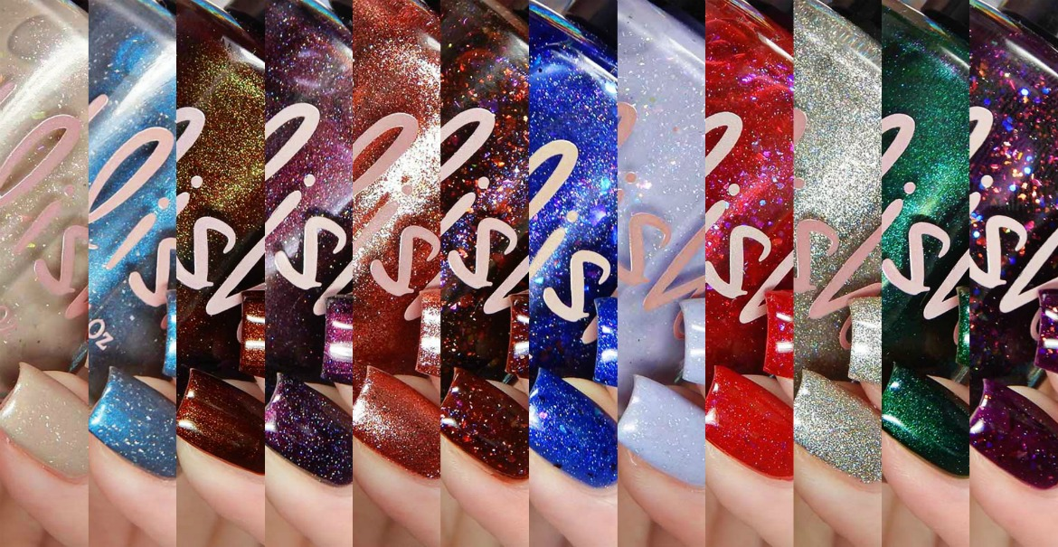 Pahlish 12 Days Of Christmas Collection