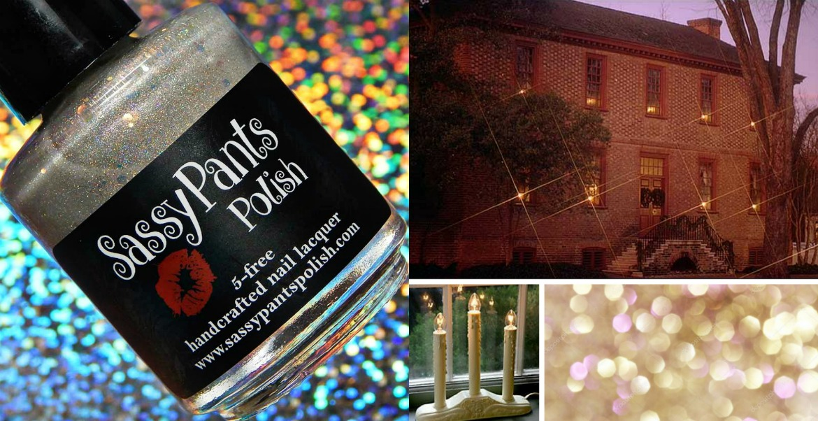 Sassy Pants Polish New England Christmas & Nail Care