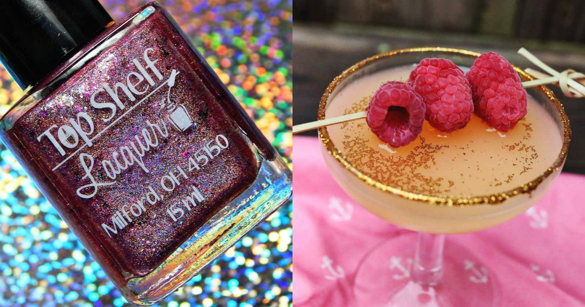 Top Shelf Lacquer Sweetest Day Martinis