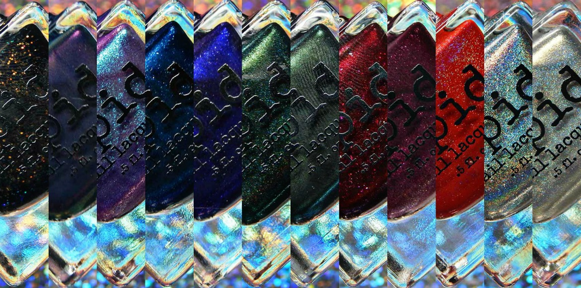 Vapid Lacquer Black Friday 2017 Releases