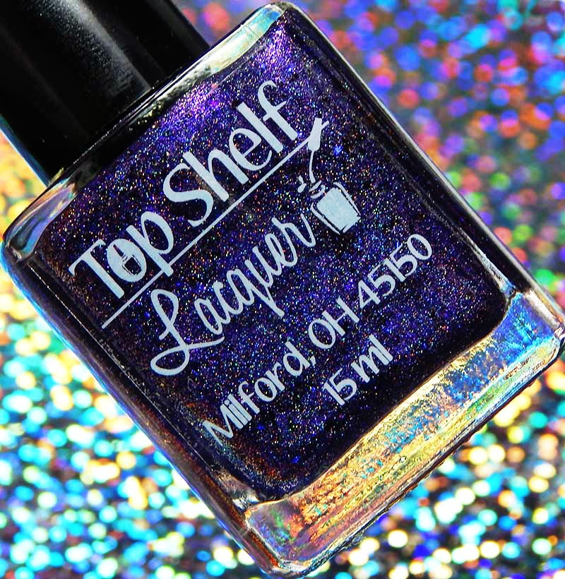 Top Shelf Lacquer Get In The Spirit! Collection