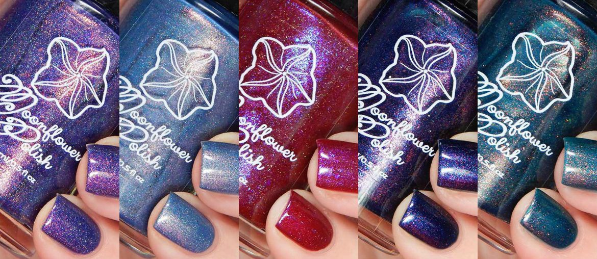 Moonflower Polish One More Light Collection
