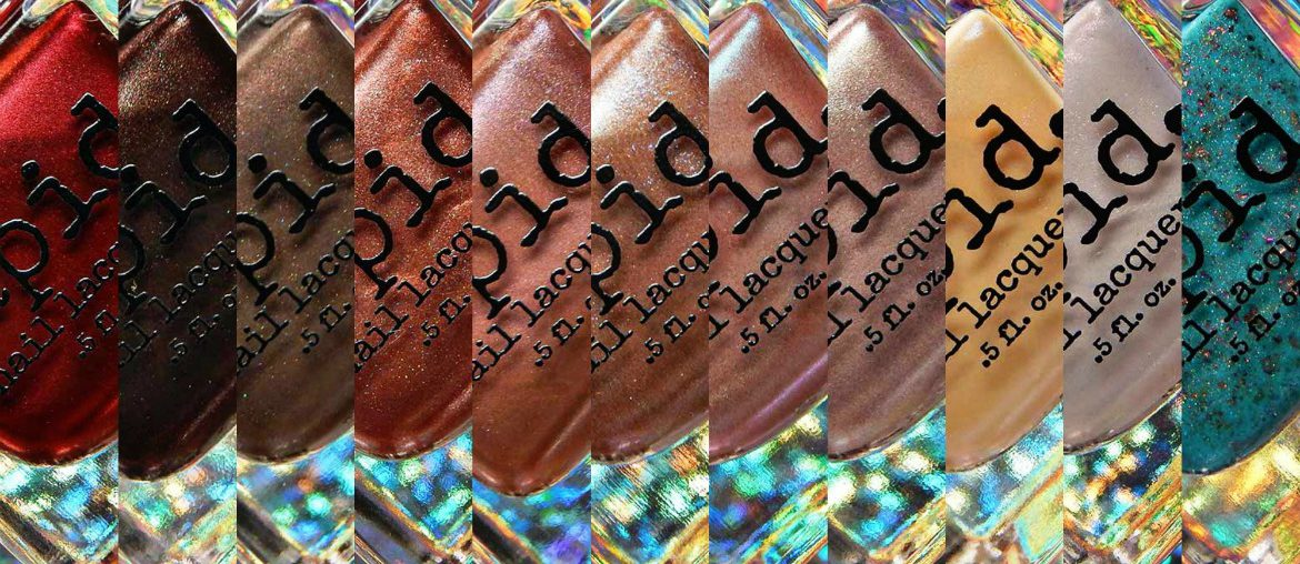Vapid Lacquer February 2018 Releases