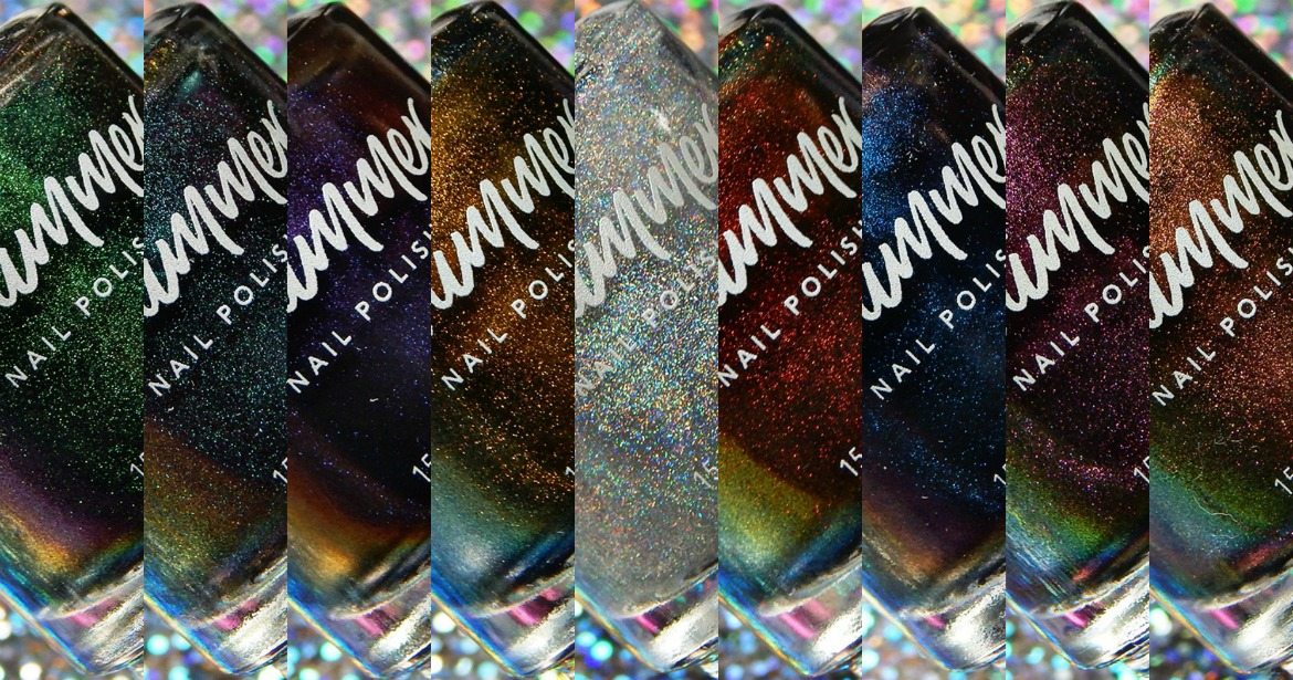 KBShimmer Launch Party Collection