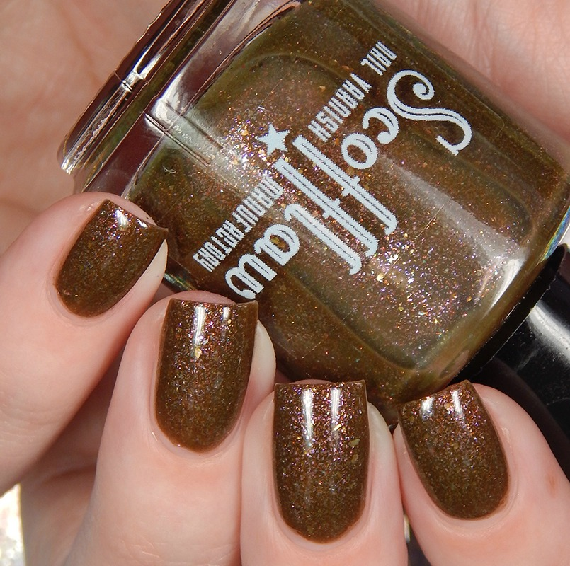Scofflaw Nail Varnish Winter/Spring 2018 Collection Swatches and Review