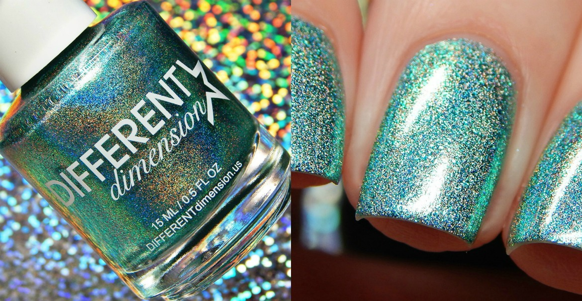Different Dimension March Polish Of The Month