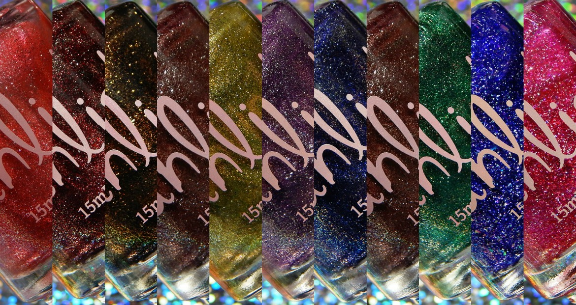 Pahlish March 2018 Releases