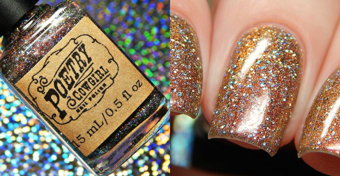 Poetry Cowgirl Nail Polish Get Your Shine On