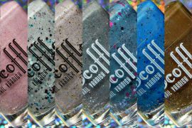 Scofflaw Nail Varnish Winter/Spring 2018 Collection