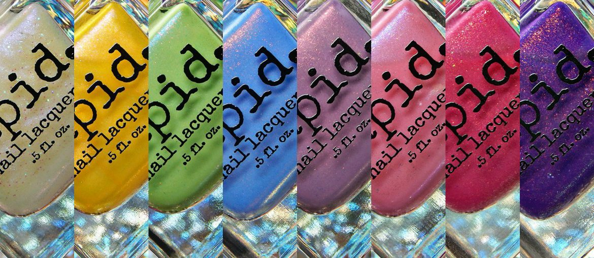 Vapid Lacquer My Little Vapicorns Collection
