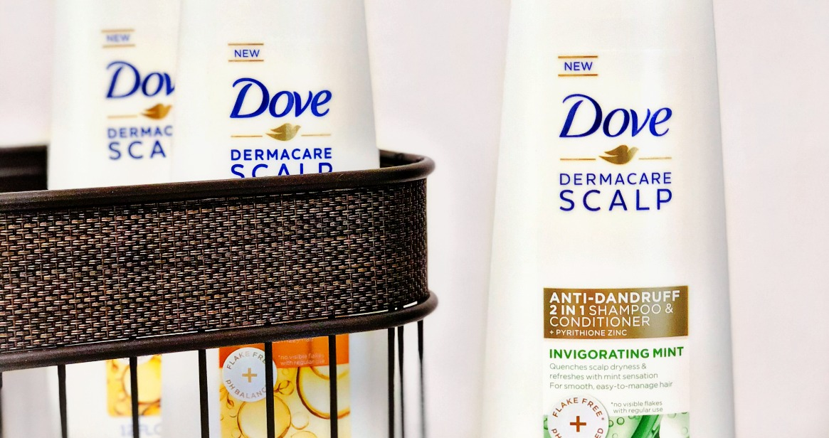 Go Flake Free With Me With Dove DermaCare