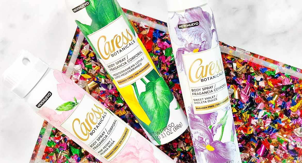 Revamp Your Spring Style with Caress