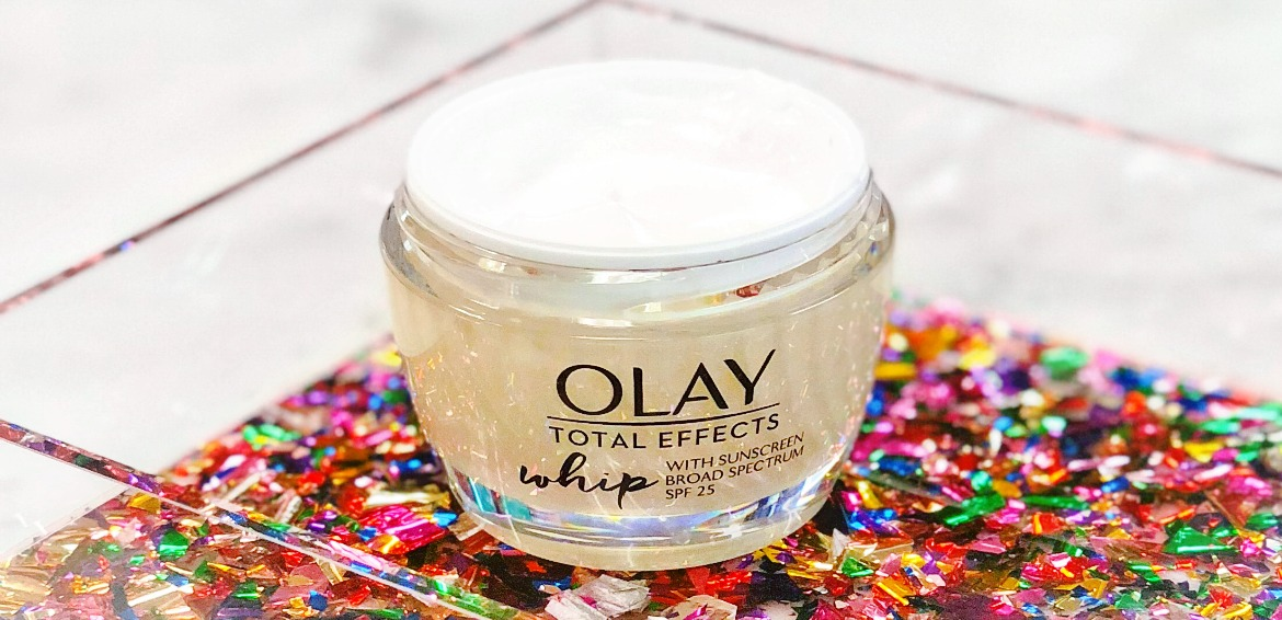 Olay Whips with SPF : My New Go-To Moisturizer