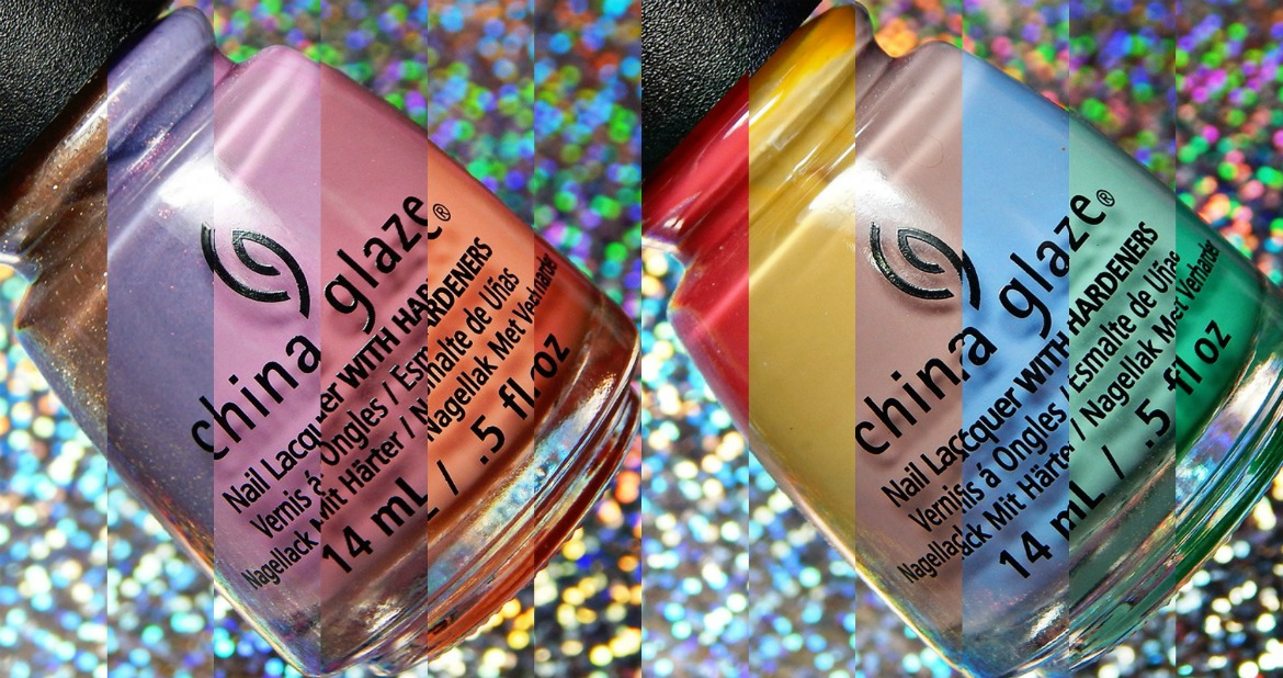 China Glaze Spring 2018 Chic Physique Collection