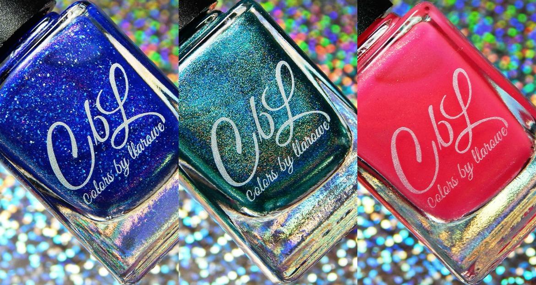 Colors by Llarowe The Indie Shop Anaheim Trio