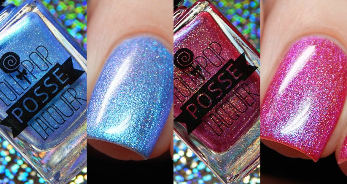 Lollipop Posse Lacquer Love Forever & Love is Free