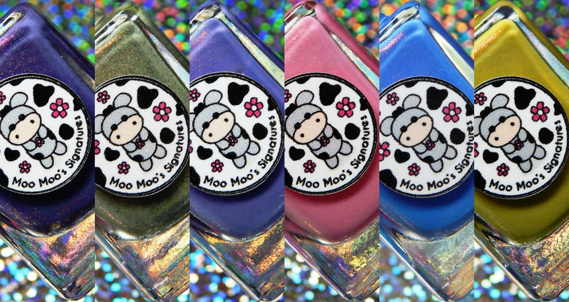 Moo Moo's Signatures Mythical Paradise Collection & Facebook Group Customs