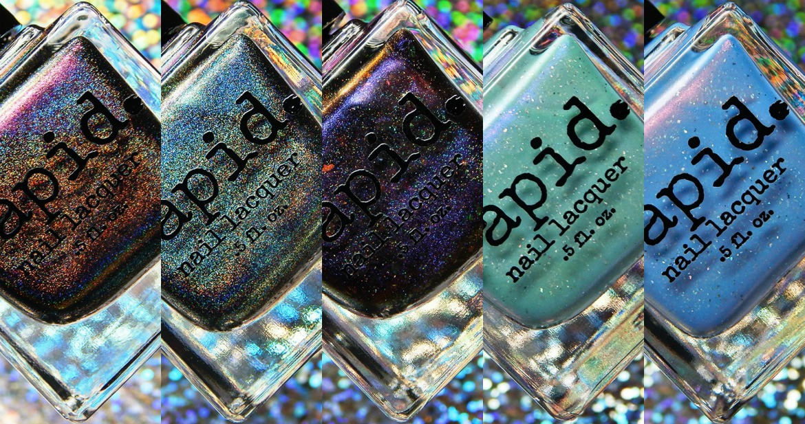 Vapid Lacquer May 2018 Releases