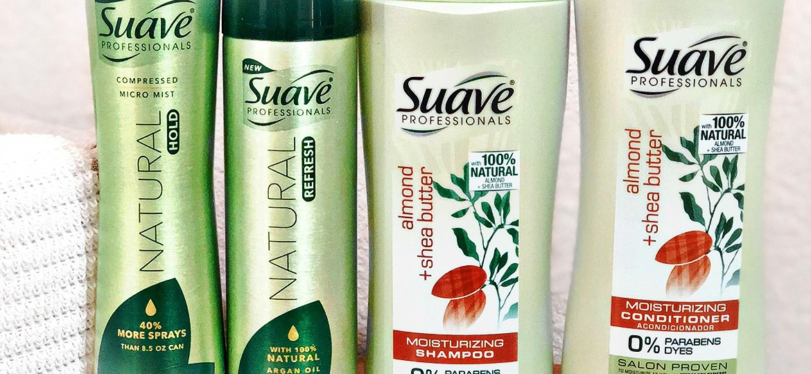 #StyleAndSaveNaturally with Suave Green Products at Ralphs