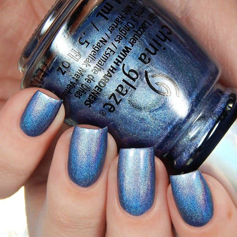 China Glaze Omg Flashback Collection Swatches And Review