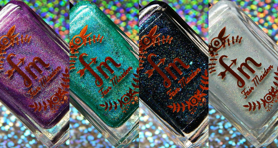 Fair Maiden Polish Derby Divas Collection