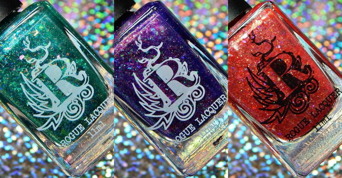 Rogue Lacquer Sirens of Summer Collection
