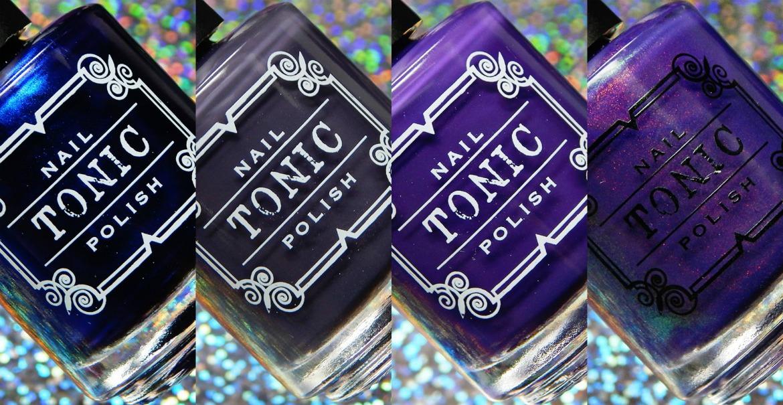 Tonic Nail Polish July 2018 Releases