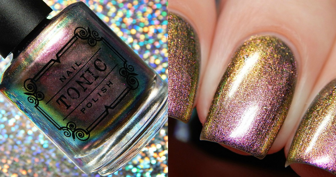 Tonic Nail Polish Capture Time