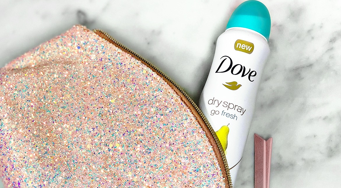 Staying Fresh & Active This Summer With Dove