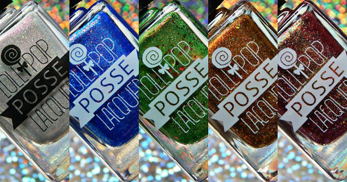 Lollipop Posse Lacquer The First Lines Collection