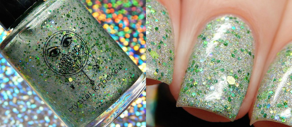 Crystal Knockout Lacquer So Fresh & So Spring