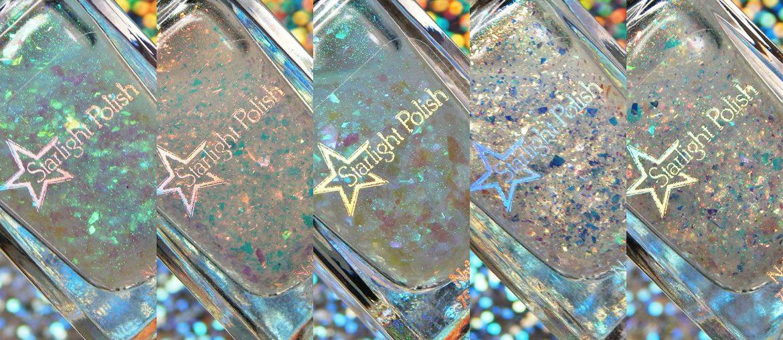 Starlight Polish Mythological Opal Collection