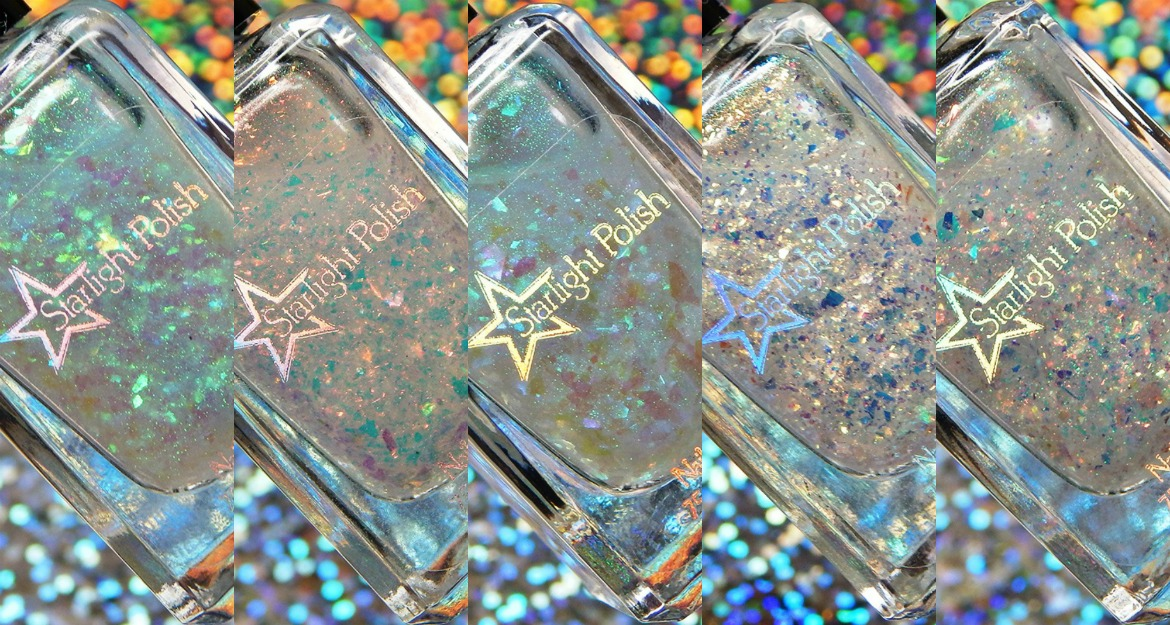 Starlight Polish Mythological Opal Collection