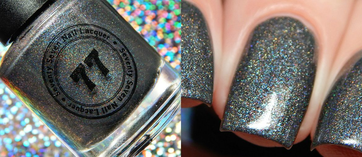 77 Nail Lacquer You're So Beautiful, It Hurts To Look At You