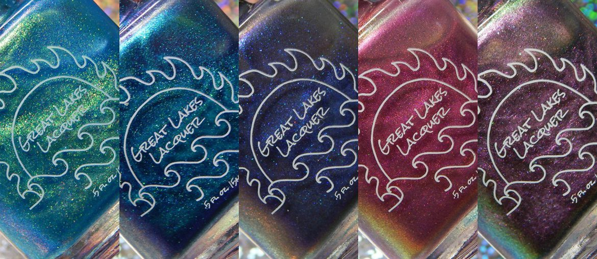 Great Lakes Lacquer Polishing Poetic 2.0 Collection