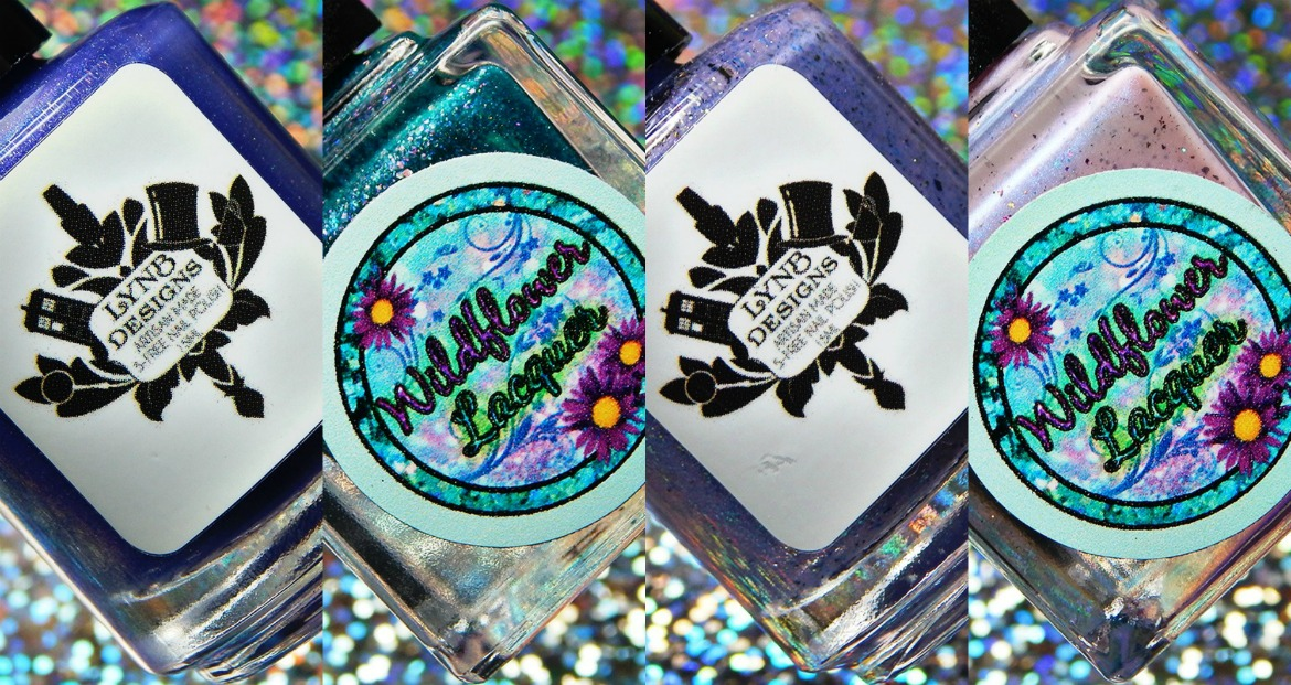 LynB Designs & Wildflower Lacquer Beavis and Butthead Collection