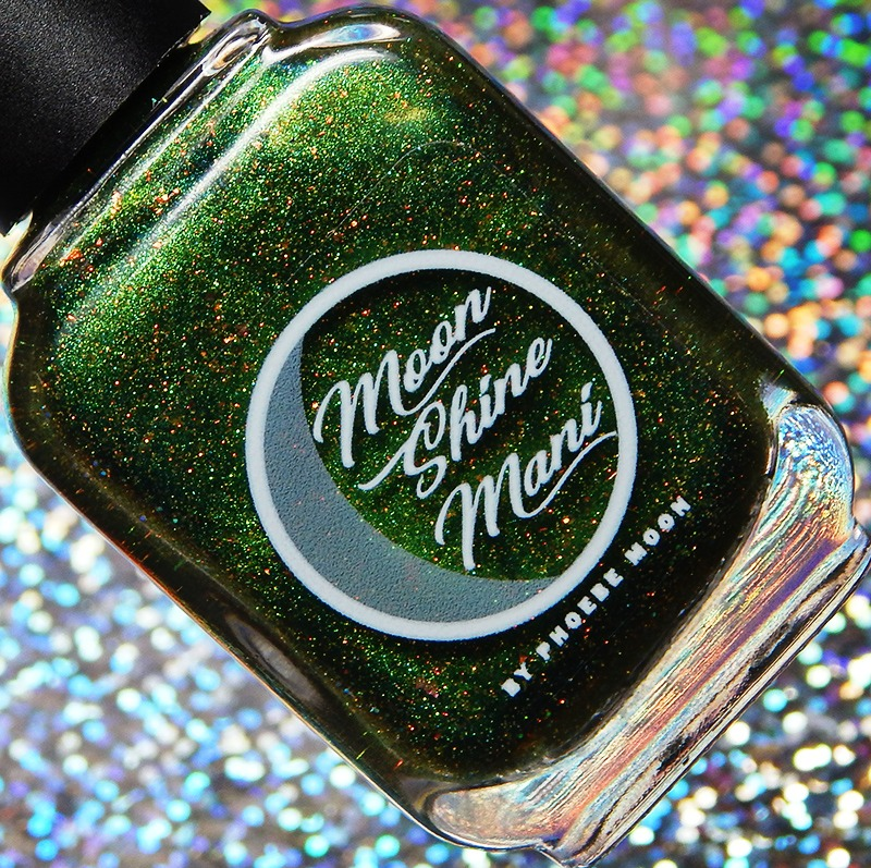Moon Shine Mani Looking For Group Collection Swatches And