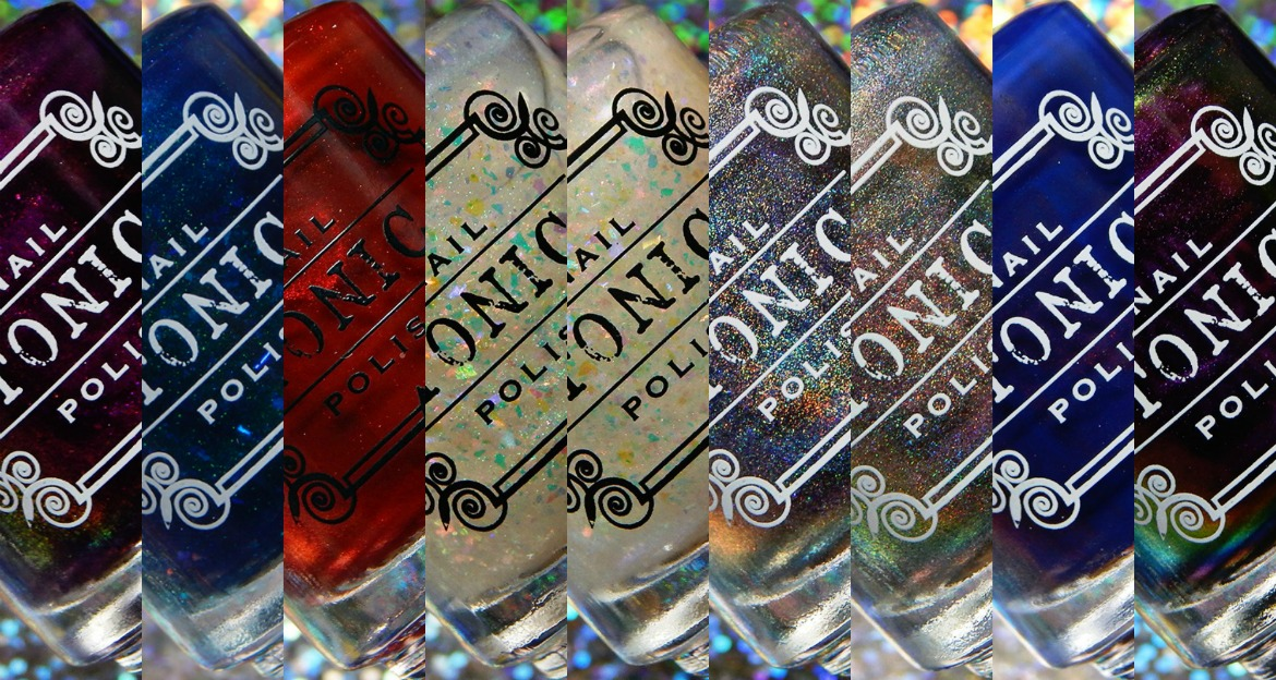 Tonic Nail Polish August 2018 Releases