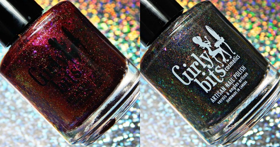 Girly Bits October 2018 Color Of The Month Duo