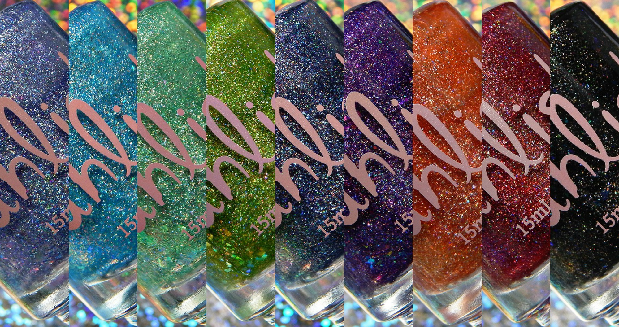 Pahlish Holo-Ween Remix Trio & All Holos Eve Collection